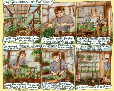 the greenhouse copy