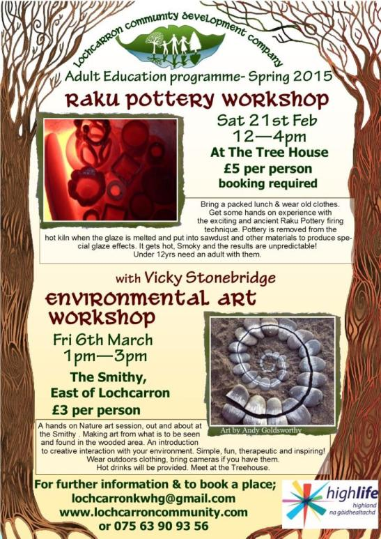 raku-nature poster